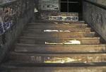死の階段 見えてはいけないものが・・