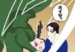 押忍!!女子レスリング部4