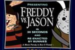 30秒でわかる フレディvsジェイソン