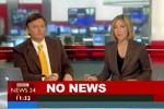 ニュースが何も無かった日