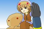 人形遣いの少女と土人形(前編)