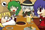 究極焼肉レストラン!