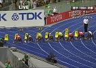 世界陸上2009 男子100M 決勝 ボルト世界新